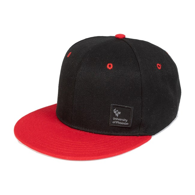Twill Snap Back hat